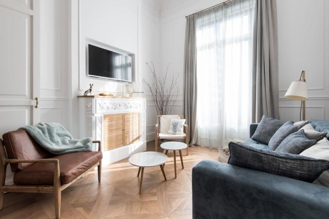 Luxury and Stylish Apartment in the Passeig de Gracia – B249